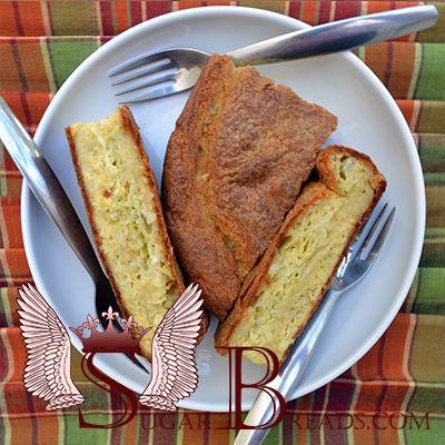 Εύκολη λαχανόπιτα Χωρίς Φύλλο   Sugar & Breads in Greece