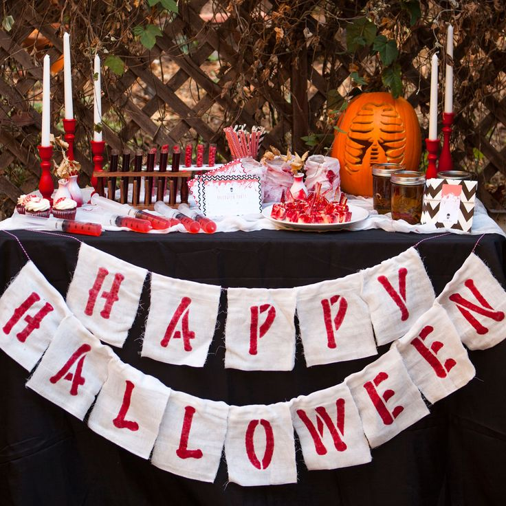 13 Must-Makes for a Truly Creepy Halloween Party http://www.brit.co/creepy-halloween/