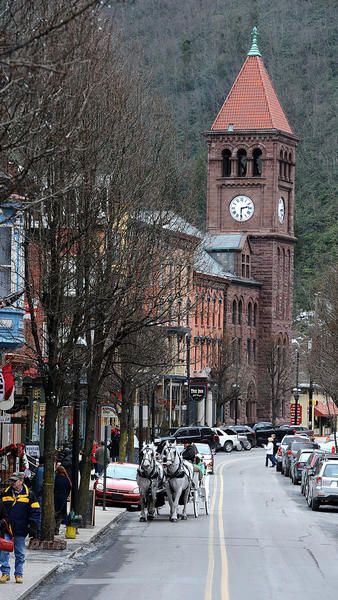 Visit Jim Thorpe for your next  mountain getaway! #PoconoMtns