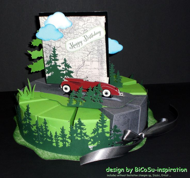 21 best paper cakes papiertorten images on pinterest paper cake happy b day and happy birthday. Black Bedroom Furniture Sets. Home Design Ideas