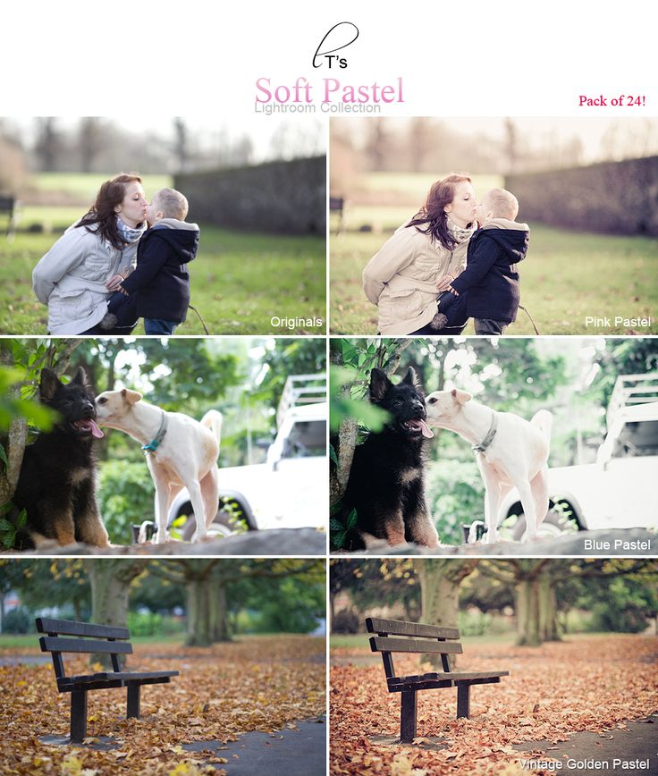 With over 150 sales, the popular Soft Pastel Lightroom Preset Pack! http://lt-photography.org/lightroom-presetss/soft-pastel-lr/