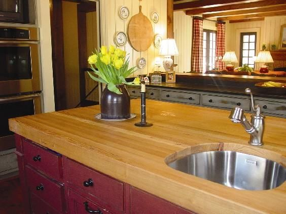 Tung Oil On Kitchen Countertops