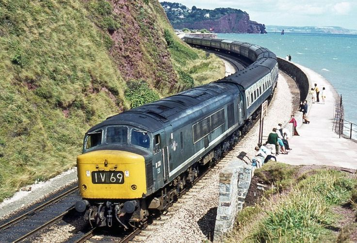 Railway Herald :: Imaging Centre :: D138 at Teignmouth