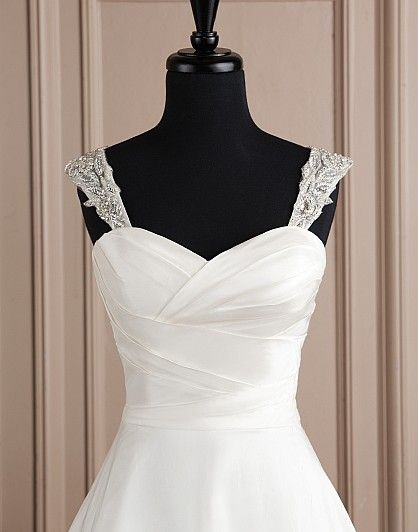 Losse bandjes voor trouwjurk! Sincerity Bridal Worldwide - Wedding Gowns, Dresses and Evening wear | All Styles A058