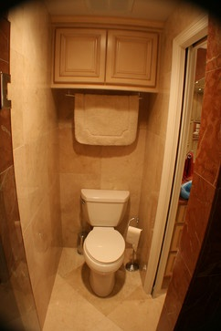 depot baths - mediterranean - bathroom - tampa - depotgranite