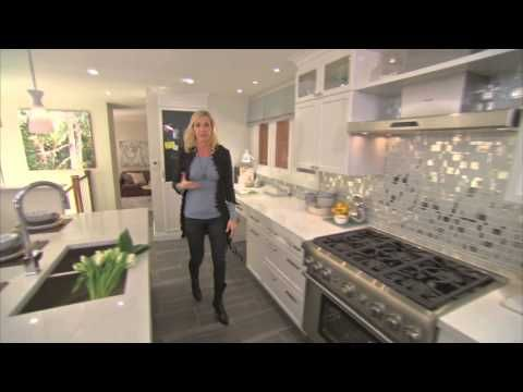 Candice Olson - Open Concept Thermador Kitchen
