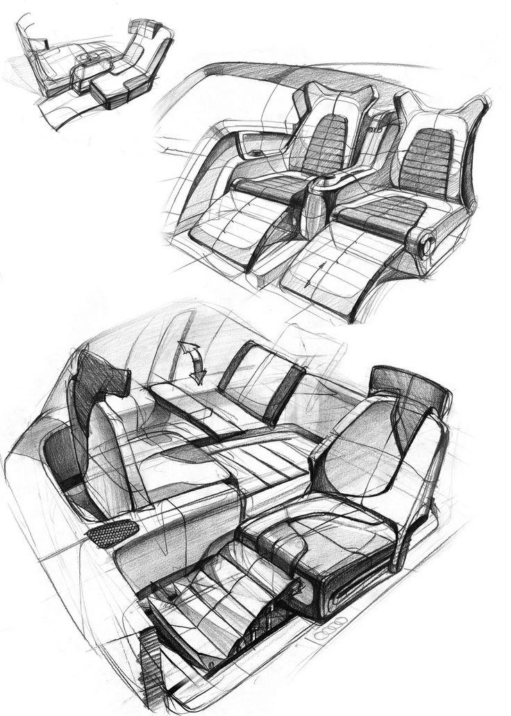 D. Samal. | Audi City Limits | 2010 | Transportation-Car Design | Gallery | Scuola Politecnica di Design SPD in Milan, Italy