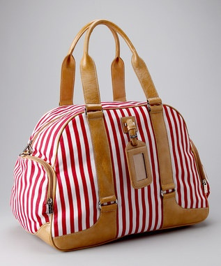 Cute bagFashion, Nautical Handbags, Nautical Bags, Diapers Bags, Stripes Weekend, Clothing, Barrels Bags, Overnight Bags, Clothes'S Accessories