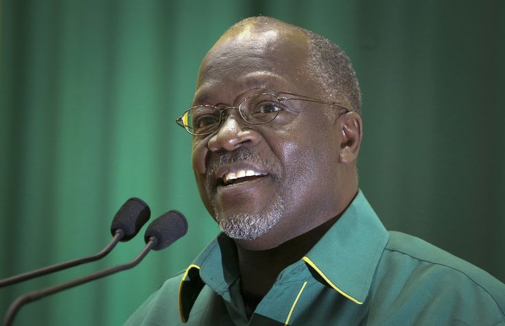 "Share or Comment on: ""TANZANIA: John Magufuli To Sack Cabinet Ministers"" - http://www.politicoscope.com/wp-content/uploads/2015/11/Tanzania-Headline-News-John-Pombe-Joseph-Magufuli-John-Pombe-Magufuli.jpg - John Magufuli launched several initiatives to clamp down on corruption since winning an election in November.  on Politicoscope: Politics - http://www.politicoscope.com/tanzania-john-magufuli-to-sack-cabinet-ministers/."