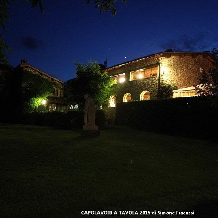 Night of stars  #borgocorsignanofattoriedicelli La notte stellata