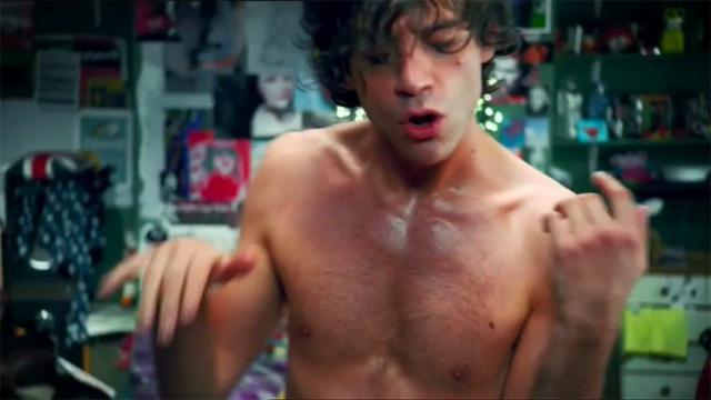 We Are Golden video - Mika
