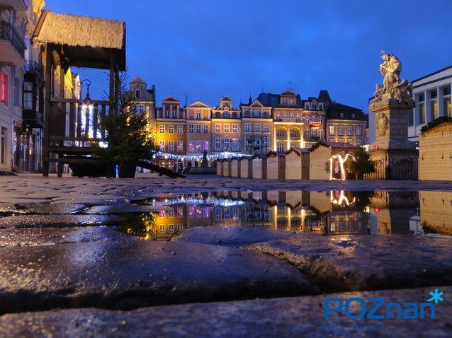 [fot. M. Bałdysiak] #poznan #christmas