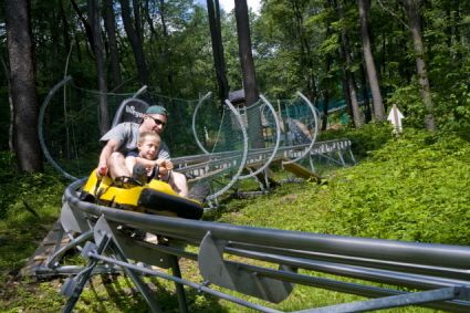Love the Mountain Coaster!