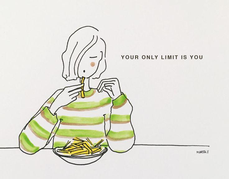 Diet, business, love ... By Marta Scupelli • www.stripe-me.com