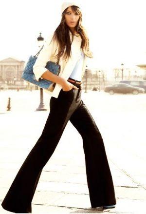 Mario Testino - American Vogue May 2010 - American in Paris - Daria Werbowy
