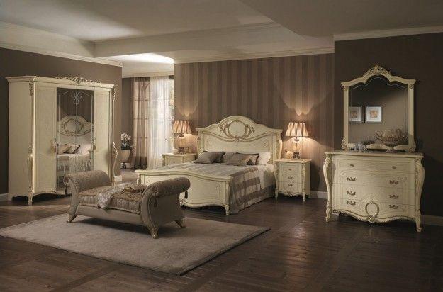 Idee per arredare la camera da letto in stile liberty per - Camere da letto stile liberty ...