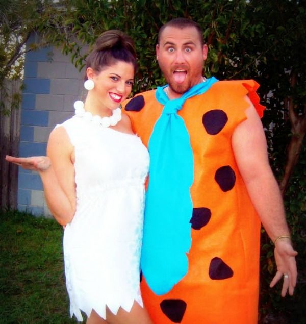 Cheap & Easy Last Minute DIY Halloween Couples Costumes