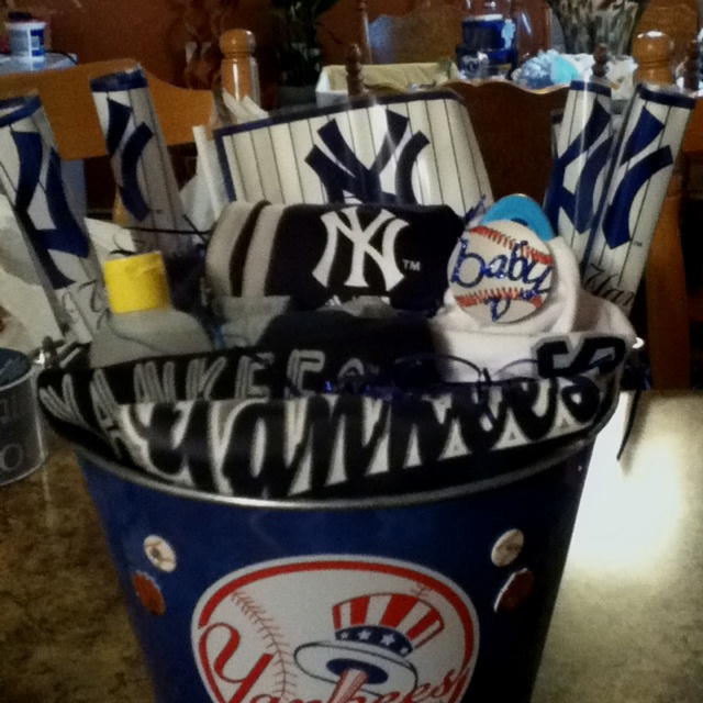 84 best The one & only Yankees images on Pinterest   Yankees baby ...