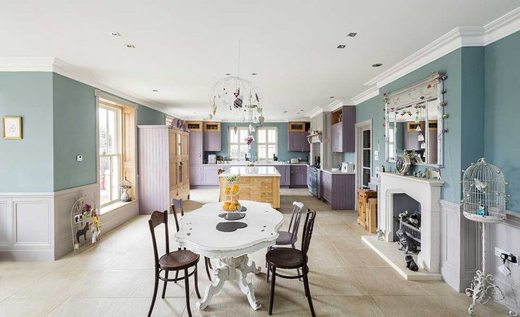A near-derelict Victorian school in Buckinghamshire has been converted into a characterful family home
