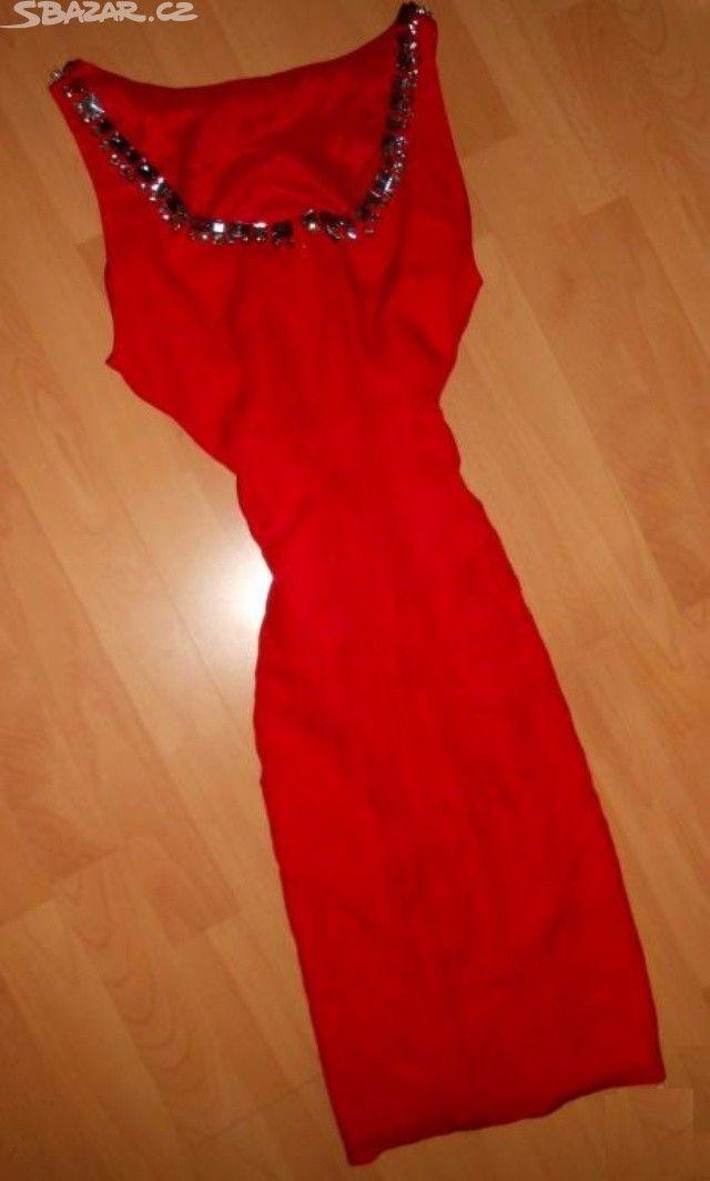 NOVÉ!! Značka L.K.BENNETT - Luxusní Společenské Šaty - obrázek číslo 1