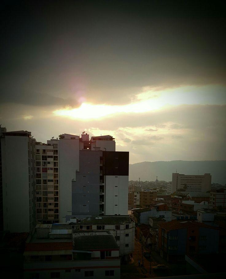 Atardecer Bucaramanga