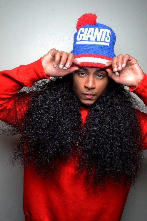 I love a man with long hair. I know, I know, most guys don't grow their hair. Black Men Hairstyles, Afro Hairstyles, Haircuts For Men, Natural Hair Men, Natural Hair Styles, Black Is Beautiful, Gorgeous Hair, Black Power, Medium Hair Styles