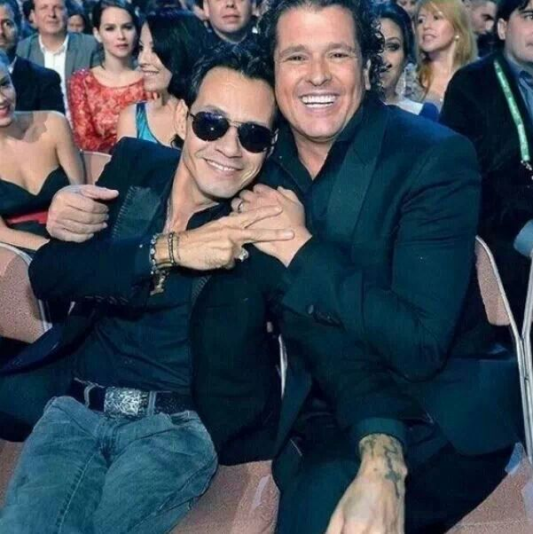 Marc Anthony & Carlos Vives