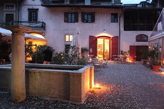 WEINGUT Alois Lageder, Restaurant Südtirol