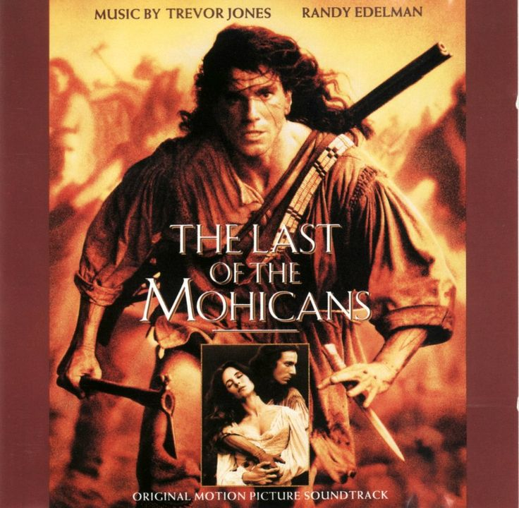 Trevor Jones, Randy Elfman / The last of the Mohicans OST (1992)