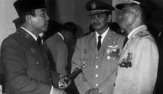 AHLUL BAIT NABI SAW: Bukti Terbaru G30S/PKI : Soeharto Dalang Pembunuhan Ahmad Yani? Berikut Penjelasan Saksi Mereka