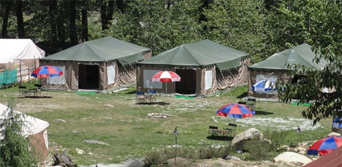 Luxury Camping in Solang Valley Manali >>>#Camping #Paragliding #RockClimbing #SolangValley #Manali