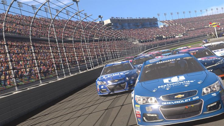 NASCAR Heat Evolution now available on Xbox One You may have thought there was only one big racer worth bothering about this month, but prior to Forza Horizon 3 releasing in a few weeks, NASCAR Heat Evolution is filling a gap.  http://www.thexboxhub.com/nascar-heat-evolution-now-available-xbox-one/