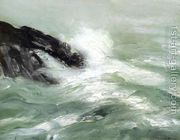 Marine Storm Sea  by Robert Henri