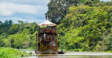 Cattleya Amazon Cruise - Unique Peru Tours