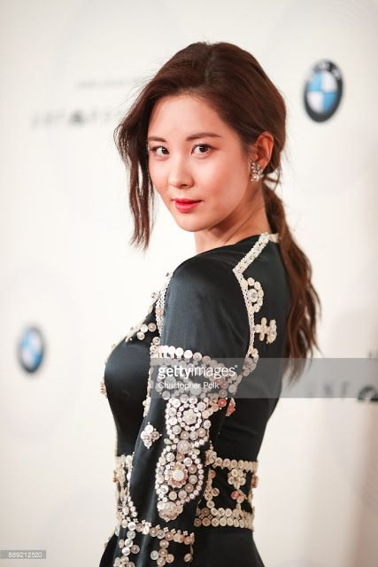 SNSD SeoHyun at the Red Carpet of the 'Unforgettable Gala 2017' | Wonderful Generation