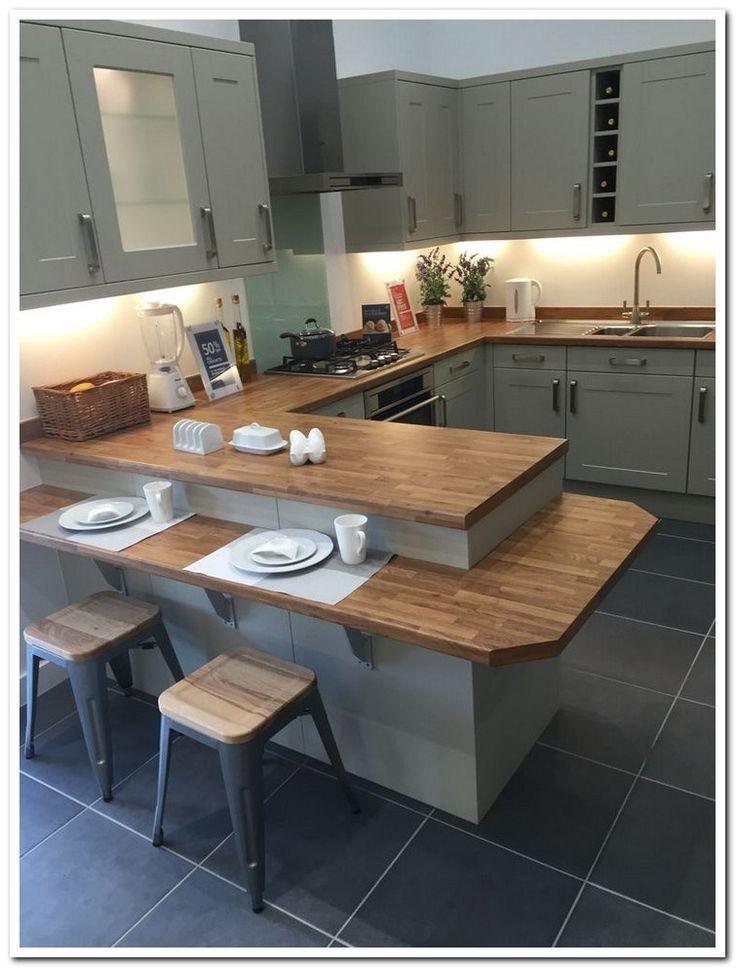 45 suprising small kitchen design ideas and decor 10