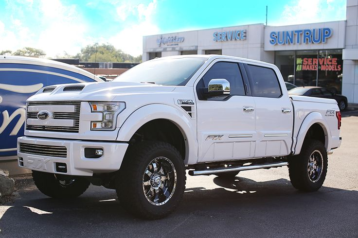 F150 ftx conversion autos post for Tuscany conversions