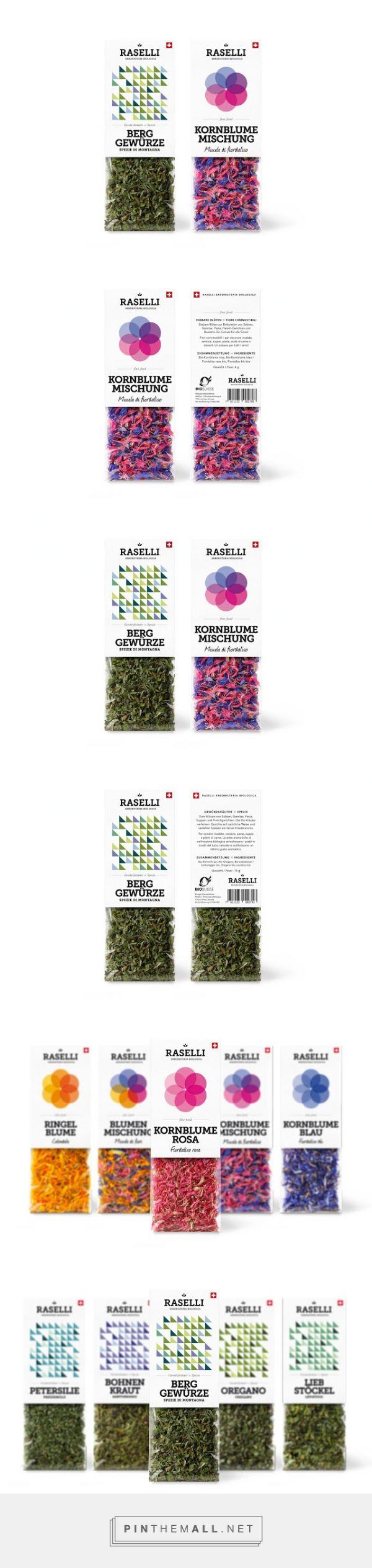 Raselli Organic Herbs & Blossoms