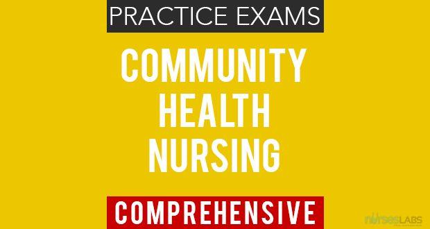 Community Health Nursing Exam Questions 1 (30 Items) - Nurseslabs
