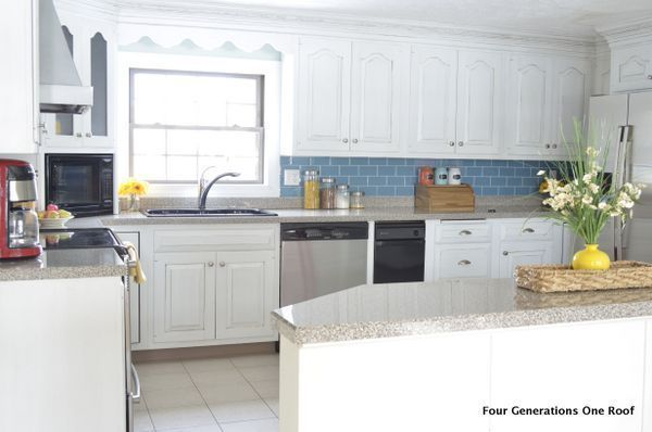 How To Calculate Square Footage For A Backsplash Easy Measuring