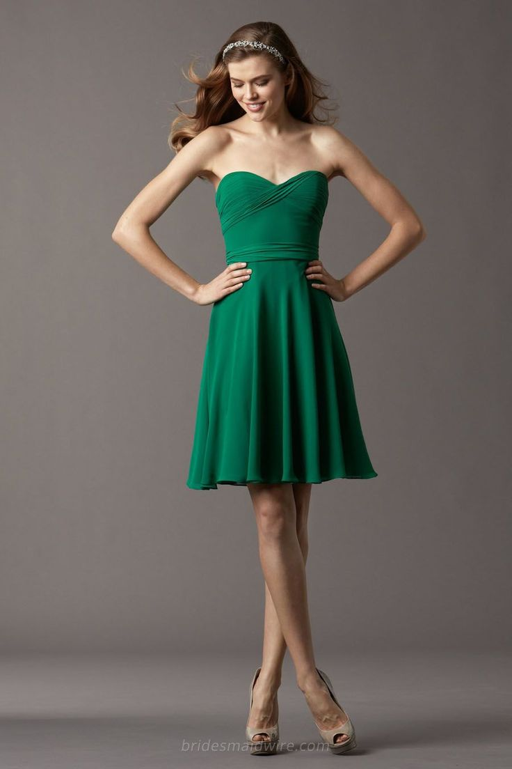 28 best green bridesmaid dresses images on pinterest green find this pin and more on green bridesmaid dresses by bridesmaidwires ombrellifo Image collections