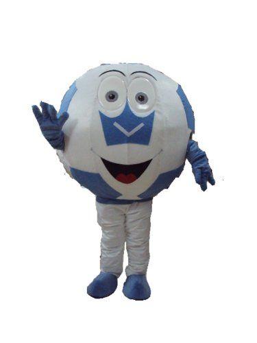 Buy New Soccer Ball Mascot Costume Fancy Dress Christmas Costume Halloween Costume  **    Mascot Costume** **    Christmas Costume** **    Halloween Costume**  Buy From Amazon  http://www.amazon.com/gp/product/B009L52SZ0?tag=canreb0c-20