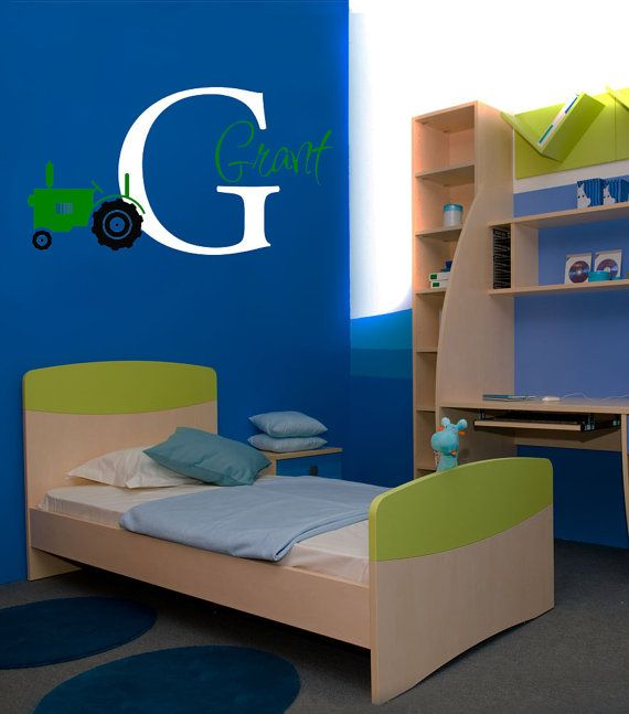 112 Best Images About Johnny 39 S Tractor Bedroom Ideas On Pinterest John Deere Tractor Bed And