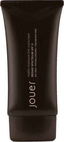 Matte Moisture Tint   Jouer Cosmetics- The shade I wear is linen