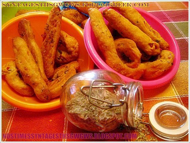 ΑΛΜΥΡΑ ΘΥΜΑΡΙΣΙΑ ΚΟΥΛΟΥΡΑΚΙΑ!!! | Νόστιμες Συνταγές της Γωγώς