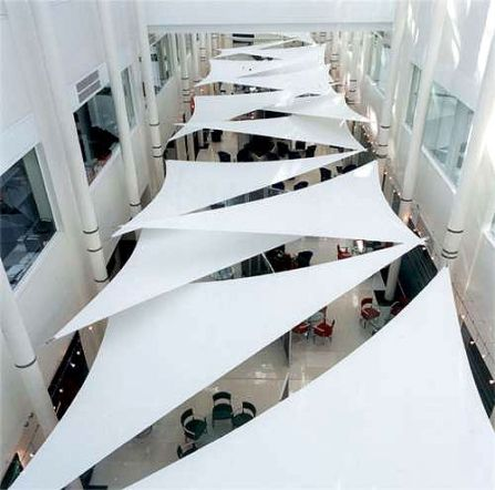 INDOOR TENSILE STRUCTURE - Innovative Tensile - Archh