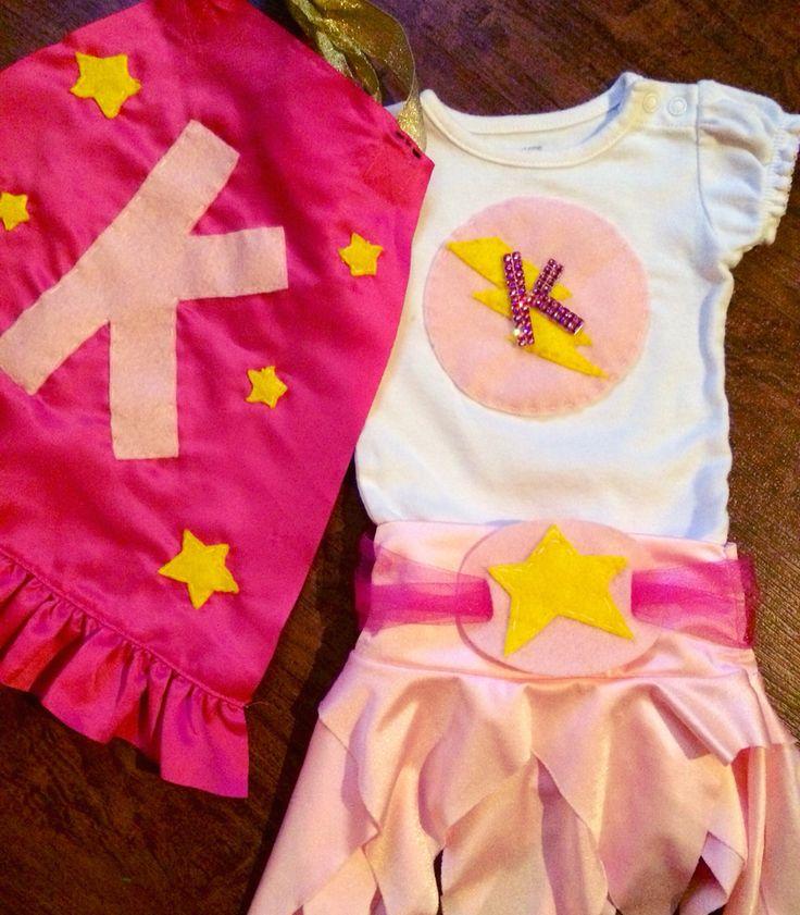 Toddler superhero costume! #diy #handmade #toddler #superhero
