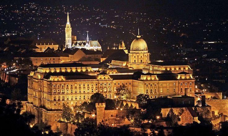 Buda Castle - Wikipedia