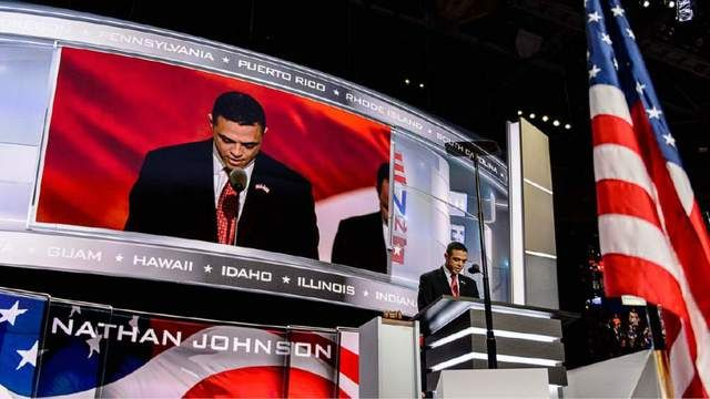 Prayer given by an LDS man at the RNC convention 2016.