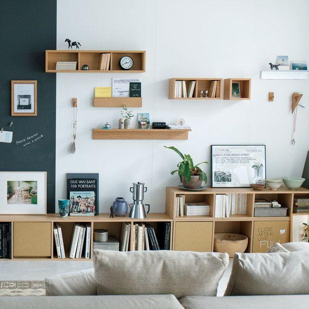 無印良品の人気アイテム「壁に付けられる家具」。「気になっているけどどう使えばいいかよくわからない」「購入したはいいけれど使い方に悩んでいる‥.」という人は、オシャレな人の活用アイデアを参考にするのがおすすめです♡